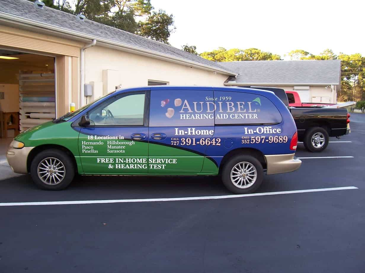 Completed Vehicle Wrap